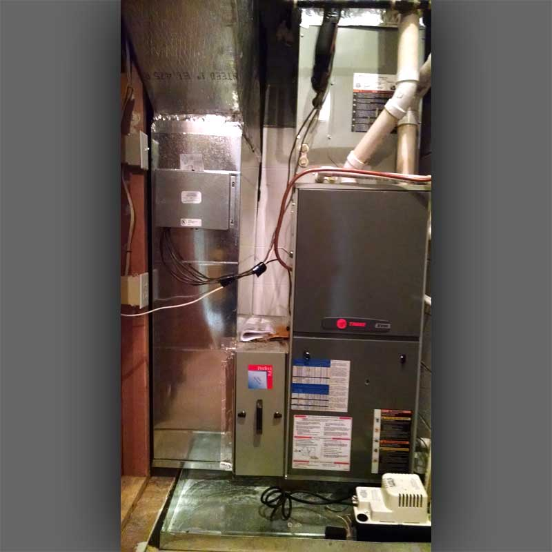 Residential Hvac Hawkins Heating And Air Conditioning Inc
